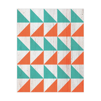 Alternating Triangles