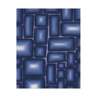 Claustrophobia - Blue