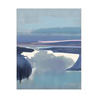 Watercolor Beach - Frost