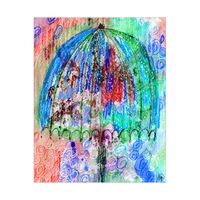 Colored Rain Alpha