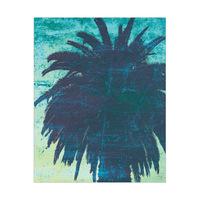 Grungy Palm Tree