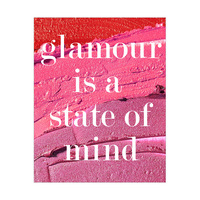 Glamour is a State of Mind