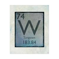 Element Tungsten Cerulean