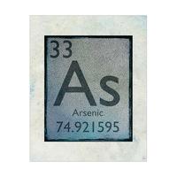 Element Arsenic Cerulean