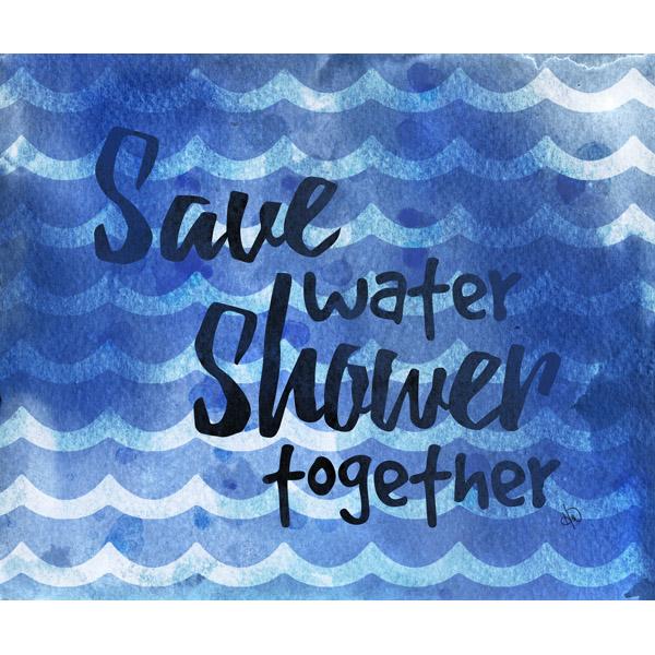 Save Water Alpha