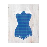 Vintage Girl Stripes