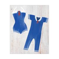 Sailor Swimsuit Set