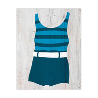 Striped Bathing Suit - Male