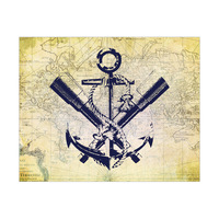 Anchor - Map