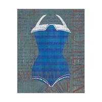 Vintage Girl Stripes - Nantucket
