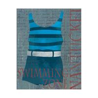 Striped Bathing Suit Male - Nantucket