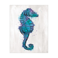 Splatter Seahorse Alpha