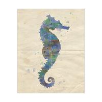 Artsy Seahorse Alpha