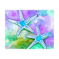Floating Starfish Alpha
