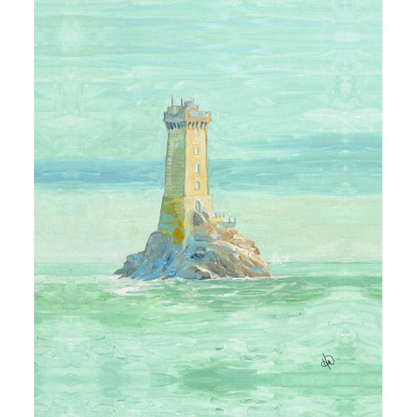 Lighthouse on a Rock