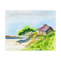 Cottage on the Beach