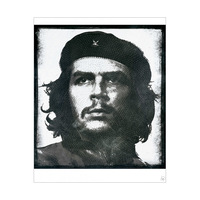 Paper Che on White