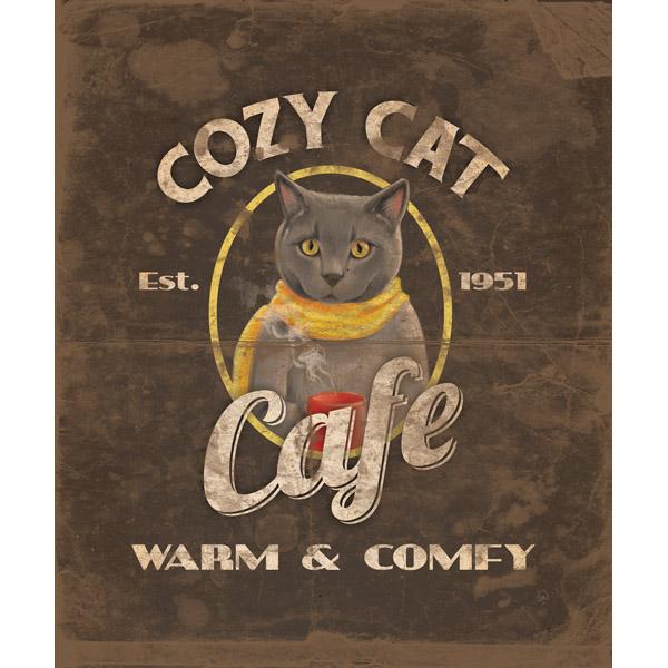 Cozy Cat Cafe