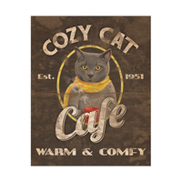 Cozy Cat Cafe