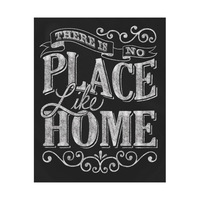 There is No Place Like Home - Ribbon