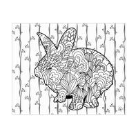 Rabbit Shape Alpha
