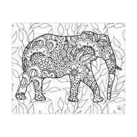 Elephant Shape Alpha