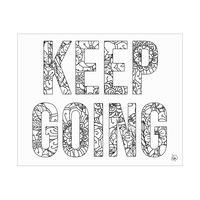 Keep Going Alpha
