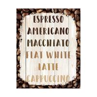 Coffee Types Alpha