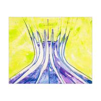 Niemeyer Cathedral Brazil Alpha