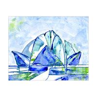 Lotus Temple India Alpha