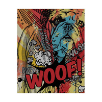 Comic Woof