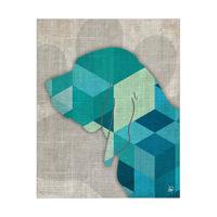 Bloodhound Quilt Alpha