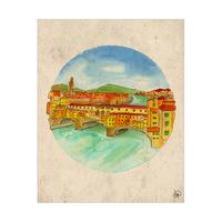 Ponte Vecchio Firenze Alpha