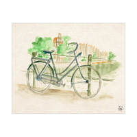 Bike In Amsterdam Alpha