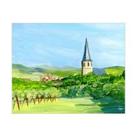 Andlau Alsace France Alpha