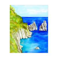 Capri Italy Alpha