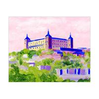 Toledo Spain Alpha