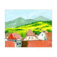 Alsace France Alpha