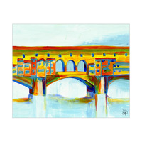 Old Bridge Florence Alpha