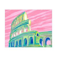 Colosseum Rome Alpha