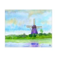 Reflected Windmill Alpha