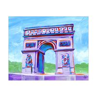 Arc De Triomphe Alpha