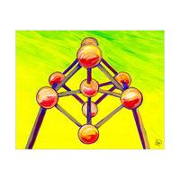 Atomium Belgium Alpha