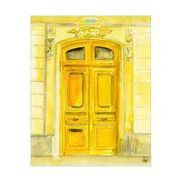 Yellow Door Paris