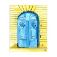 Blue Door Paris Alpha