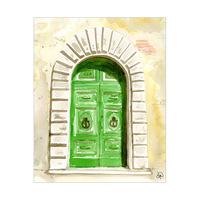 Green Door Paris Alpha