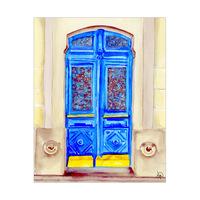 Blue Portal Paris Alpha