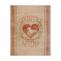 Country living - Vertical lines