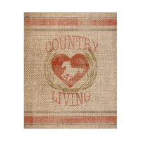 Country living - Horizonal lines
