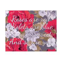 Classic Rose Poem